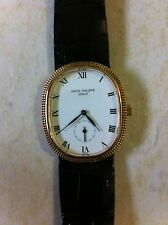 Patek Philippe 18k Yellow Gold  Ellipse Men's Watch Ref. 3987