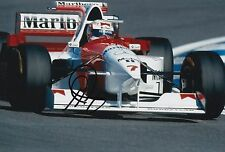 Nigel Mansell Hand Signed Marlboro McLaren Mercedes F1 12x8 Photo.