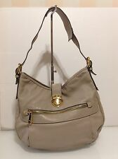 Authentic Marc Jacobs Classic Hobo Spalla Talpa in Pelle. Polvere Sacchetto. EX COND