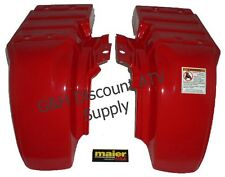 NEW 1985-1987 Honda ATC 250 ES Big Red Rear Fender Set ATC250 250ES ATC250ES
