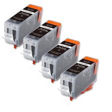 4 BLACK Replacement Printer Ink for PGI-5 Canon MP610 MP830 MX850 MP600 MX700