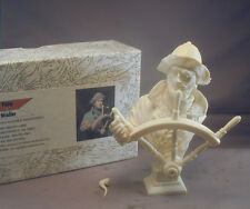 1/9  Scale New England Sea Captain Master Mariner Resin  Bust Kit  LAST ONE