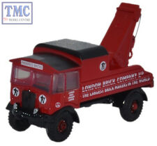 NAEC004 Oxford Diecast 1:148 Scale N Gauge AEC Matador London Brick Company