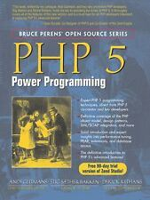 PHP 5 Power Programming (Bruce Perens' Open Source Series)
