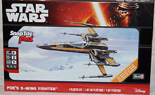 Revell Star Wars POE'S  X-WING FIGHTER Snap Tite Max 1825