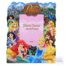 Disney Parks Princess Picture Photo Picture Frame Cinderella Castle Aurora Belle