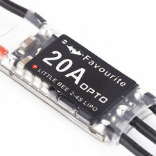 FVT Little Bee 20A 2-4s OPTO Speed Electric ESC Control For QAV250 Quadcopter
