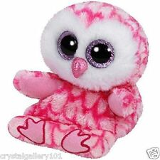 TY Beanie Babies Milly Owl Phone Holder Peek-A-Boos Screen Cleaner Bottom NEW