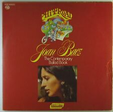 """2x12"""" LP - Joan Baez - The Contemporary Ballad Book - K6367h - washed & cleaned"""