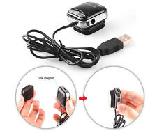 Mini Bluetooth Car Kit MP3 Player FM Transmitter AUX Audio USB Charger For Phone