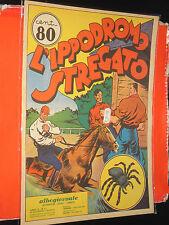 DICK FULMINE- ALBOGIORNALE-N°81 -ORIGINALE 1940 CENT-80 CARLO COSSIO-CREMONA-