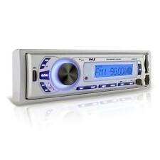 New Bluetooth Marine Yacht Boat Radio Receiver USB/SD/MP3 AM/FM Radio & Rem