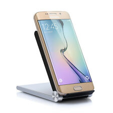 Wireless Qi Charging Pad Dock Stand For Samsung Galaxy S6 & S6 Edge Plus Note 5