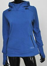 Oakley Restor Fleece Womens Hoodie Pullover Jacket Sweatshirt Medium Free Ship