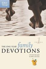 One Year Book of Family Devotions, Vol. 1, Anonymous, Good Book