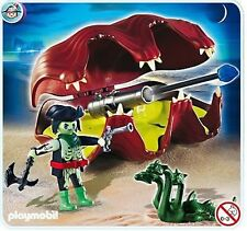 Playmobil Shell with Cannon 4802