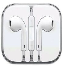 Genuine Apple iPhone 6S-6-6-5S-5C-EarPods Headphone Earphone Handsfree With-Mic