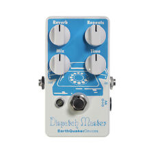 EarthQuaker Devices Dispatch Master Delay & Reverb Guitar or Bass Effect Pedal