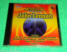 PHILIPPINES:SONGS AS POPULARIZED BY THE BEATLES - JOHN LENNON  VIDEOKE,SEALED