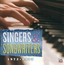 Time Life Music Singers & Songwriters 1972-1973 2 CD Set (2010) [24-Trks]