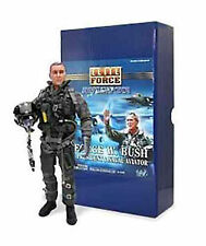 PRESIDENT GEORGE W. BUSH Elite Forces NAVAL AVIATOR figure in box