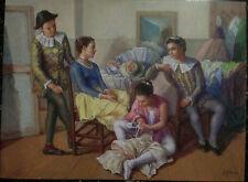 Dipinto ad olio su tavola 60x80 cm di Salvatore Ciaurro