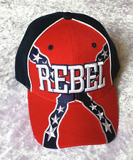 Basecap Cap New Rebel, Western, Trucker, Biker, 3-D Stickerei, unisex
