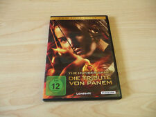 Doppel DVD Die Tribute von Panem - The Hunger Games - 2012 - Deutsch - Kult