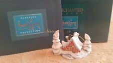 Disney Classics Peter and the Wolf Nestled in the Snow 1996 Christmas Ornament