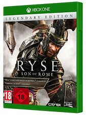XBOX ONE Ryse: Son of Rome Legendary Edition UNCUT Neu&OVP Paketversand