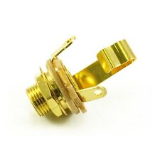 "Switchcraft 1/4"" Jack Socket Gold Plated"