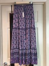spell and the gypsy collective Kombi Maxi Skirt Lavender Size S BNWT
