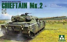 TAKOM 2040 1/35 British Main Battle Tank Chieftain Mk.2