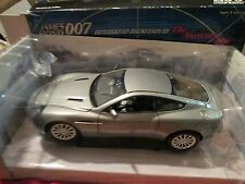 JOYRIDE  1/18 ASTON MARTIN V12 VANQUISH - 007 DIE ANOTHER DAY JAMES BOND