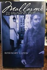 Mallarme : The Poet and His Circle by Rosemary Lloyd (1999, Hardcover)