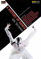 A History of Dance on Screen (DVD, 2014)