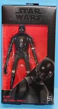 "STAR WARS 6"" BLACK BOX STAR WARS 6"" BLACK BOX # 24 K-2SO SECURITY DROID"