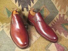 Red label Cole Haan Brown Leather High Vamp Plain toe Loafer size 9M