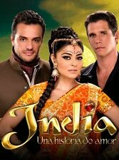 India, una historia de Amor Novela Brasilena 25 DVDs