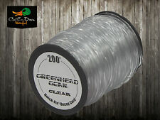 AVERY GREENHEAD GEAR GHG QUICK-FIX DECOY CORD LINE DUCK GOOSE DECOYS 200 CLEAR