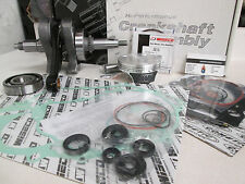 YAMAHA YZ 450F WISECO ENGINE REBUILD KIT, CRANKSHAFT, PISTON, GASKETS 2006-2009