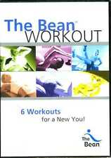 The Bean Workout, 6 Workouts For A New You  (Brand New DVD)