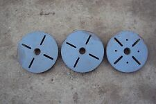 """Delta Rockwell Wood Lathe 6"""" Face Plate DDL179"""