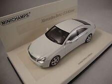 Minichamps 436034300 MERCEDES-BENZ CLS-CLASS (C219) - 2005 1:43 suberb detail