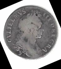 GREAT BRITAIN - SHILLING, 1697 - SILVER