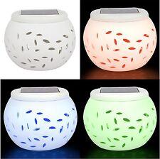 Quace Solar Color Changing Decorative Lamp