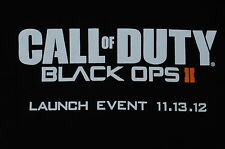"""""""Call To Duty-Black OPS II"""" T-Shirt Launch Event Promo/Designer Item(XL)"""
