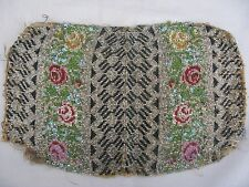 A lovely piece of Beadwork from a 1920s or earlier beaded bag