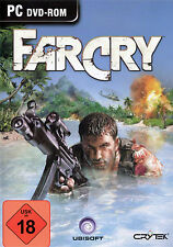 Far Cry / FarCry 1 für PC | NEUWARE | KOMPLETT IN DEUTSCH!