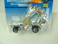 Hot Wheels 1997 Chrome Rodzilla #323  Combine Shipping